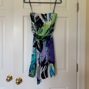 Laundry by Shelli Segal mini dress - size S (NWT)